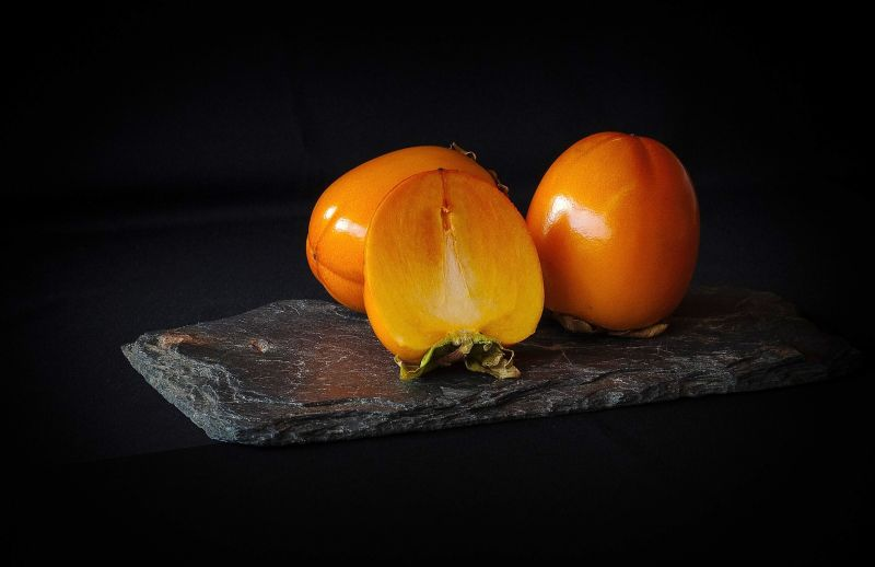Caqui Características, beneficios, propiedades, cultivo, usos Fruta, árbol