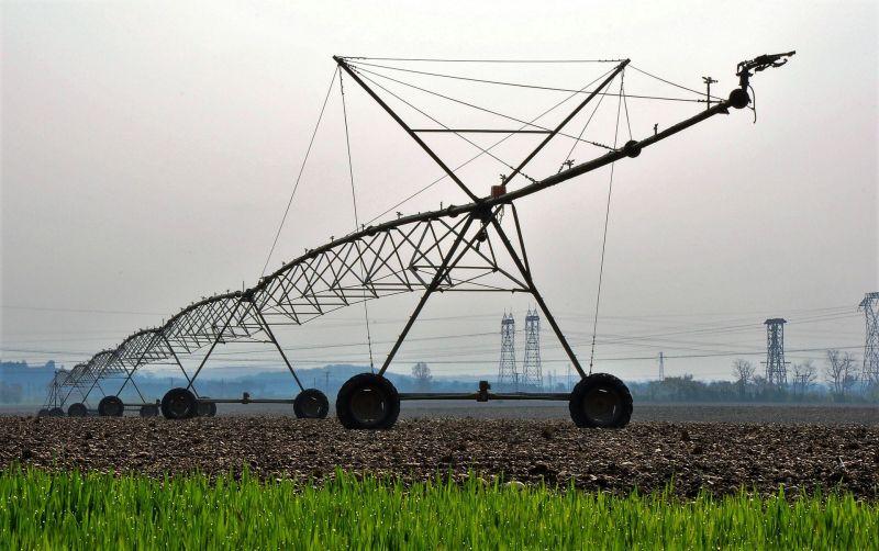 La agricultura de regadío